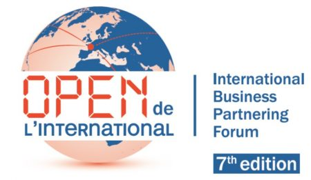 Open International Logo
