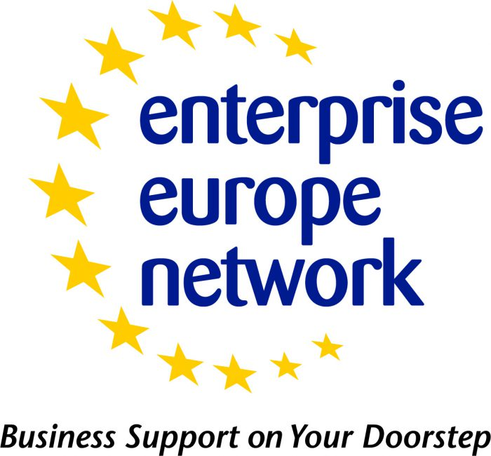 Logo for Enterprise Europe Network