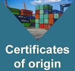 Certficate of origin Picture