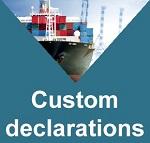 Custom Declaration Picture