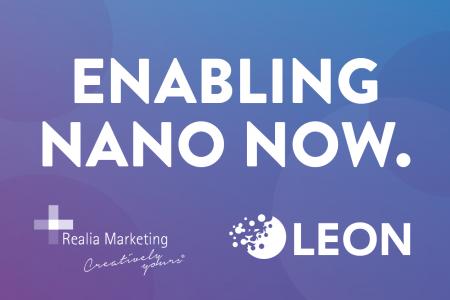Realia & Leon Logo Montage