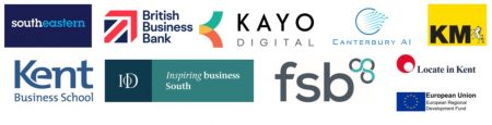 Group of Logos for Kent Business Summit