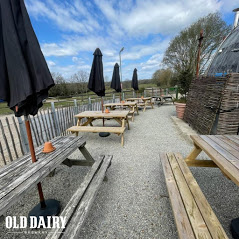 Image showing the Old Dairy Brewery beer garden