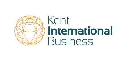 Kent International Business Logo